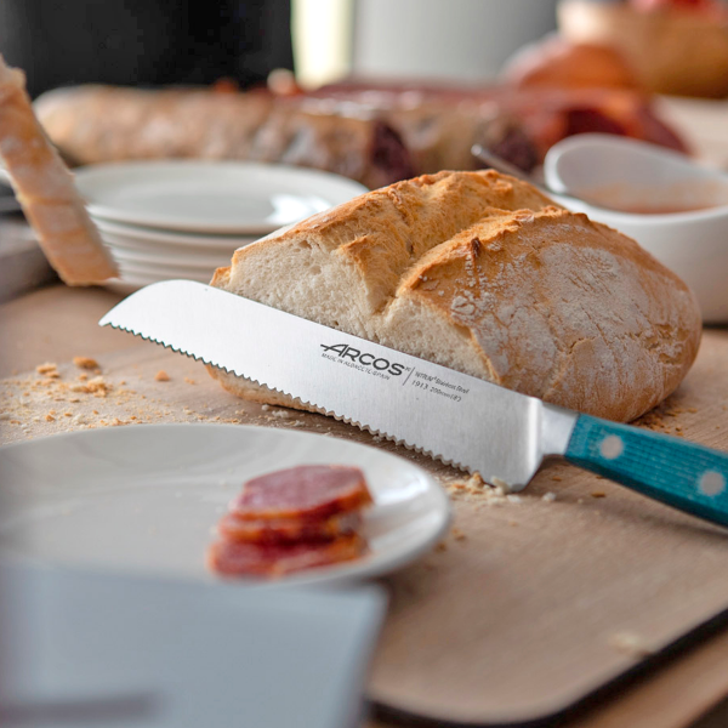 Cuchillo Panero ARCOS de Acero Inoxidable Forjado 200mm
