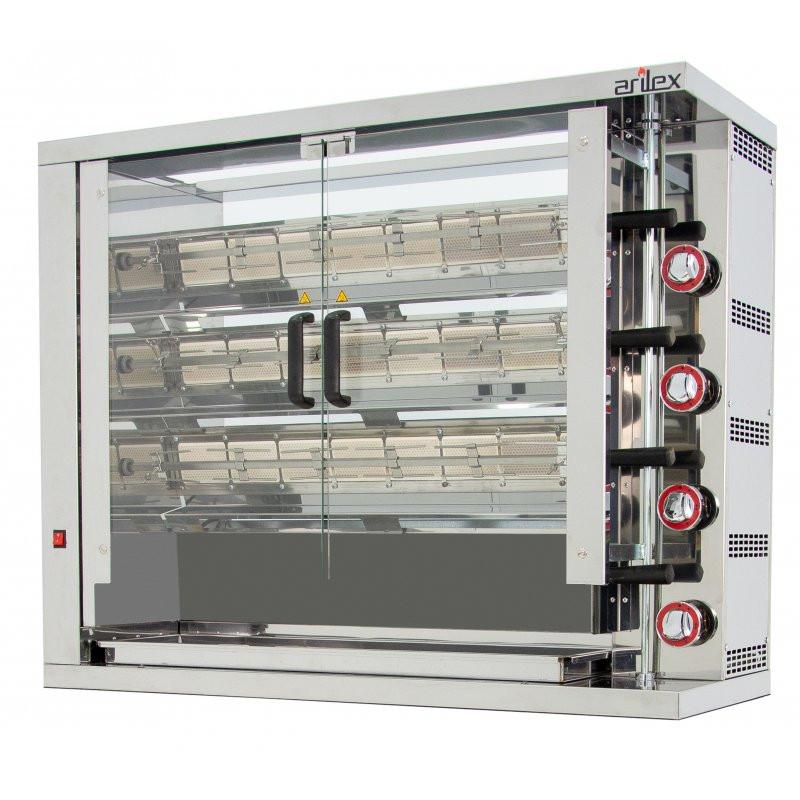 Insertador de 16 Platos de 365x365x75