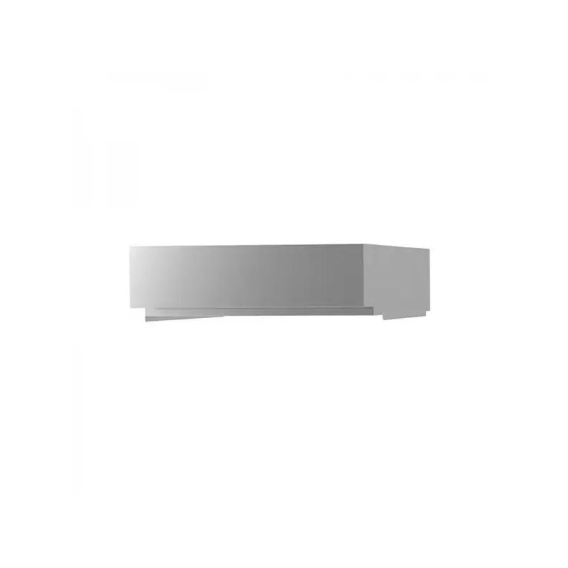 Plancha a Gas Profesional en Acero Laminado de 6 mm de 810x457x240 mm