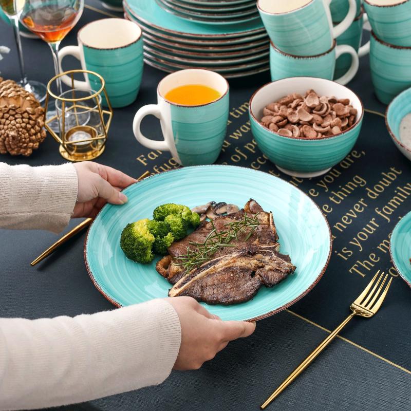 Guante Nitrilo Touch Azul Cuatrogasa