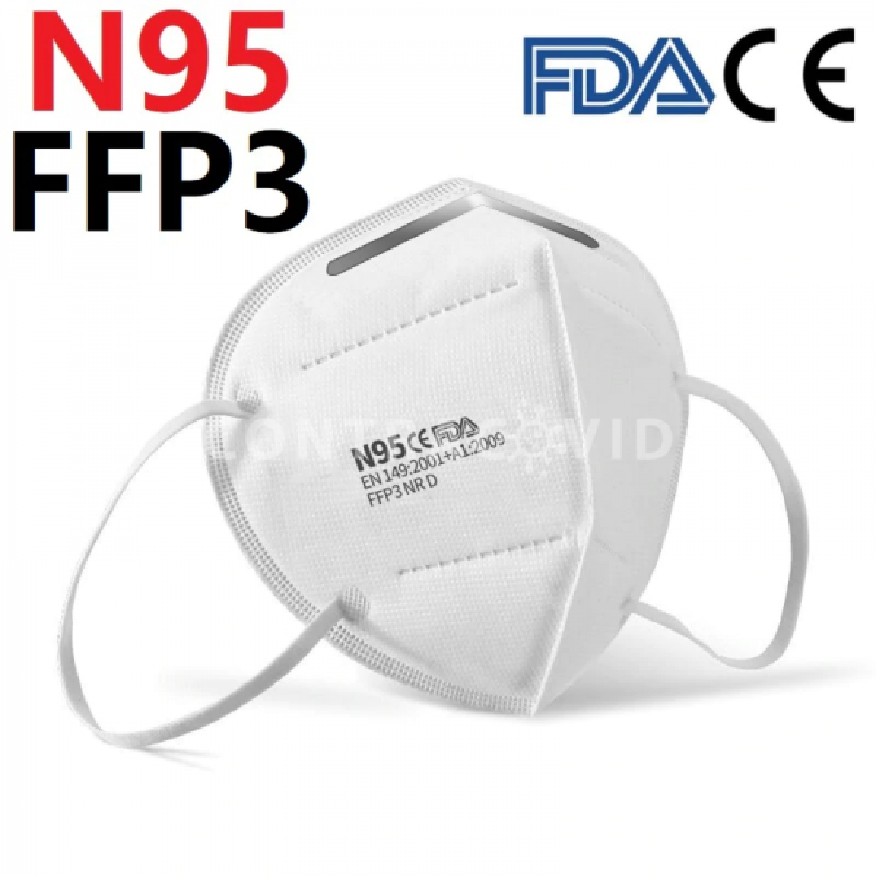 Mascarilla Protectora FFP3 Pack 10Uds