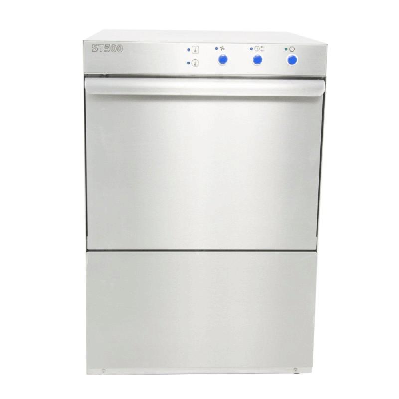 Fregadora Automática Eléctrica a Cable Profesional 230V 400 mm 20/22 L + Dosificador Deterg.