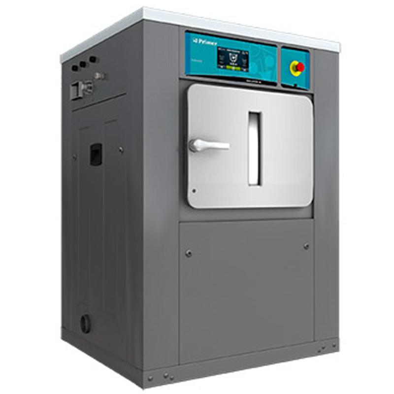 Lavavasos Industrial con Cesta de 35x35cm de 400x480x650 mm